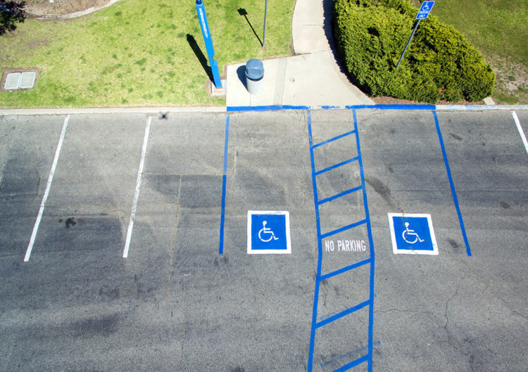 Nebraska Legislative Series: Handicap Parking Law